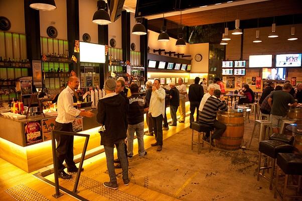 Warradale Front Bar