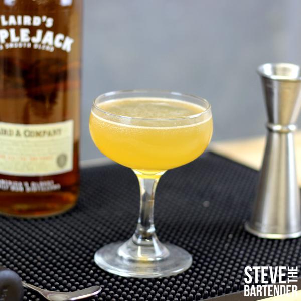 Applejack Rabbit Cocktail