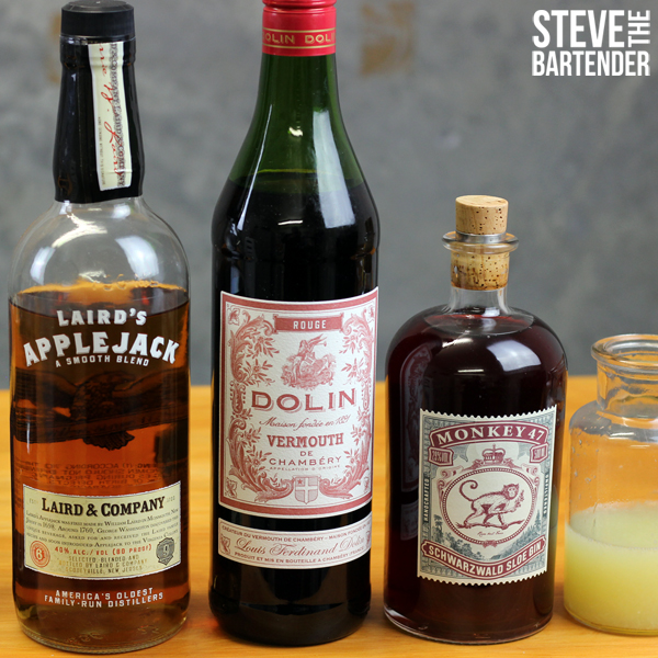 PDT Cocktail Recipe
