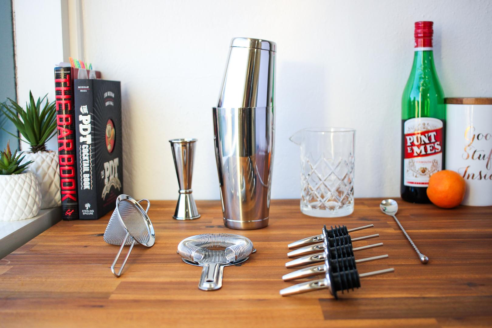 Hikari Bartender Set