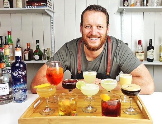 10 Easy Cocktail Recipes