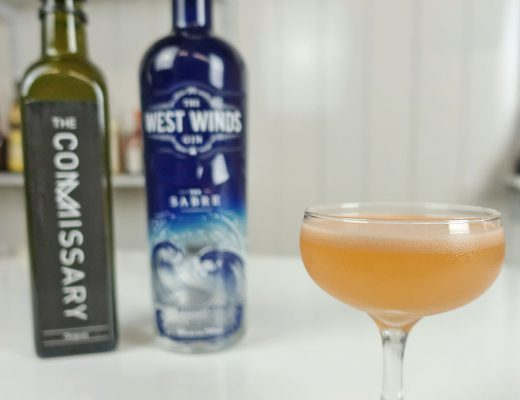 Army Navy Cocktail