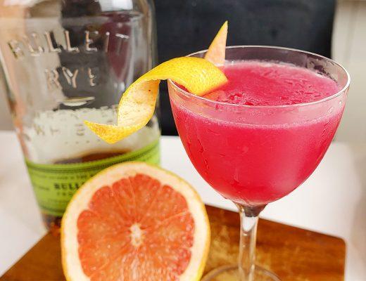 Blinker Whiskey Cocktail