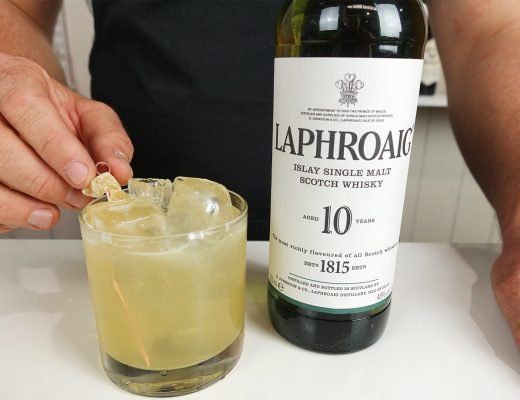 Penicillin Cocktail Recipe