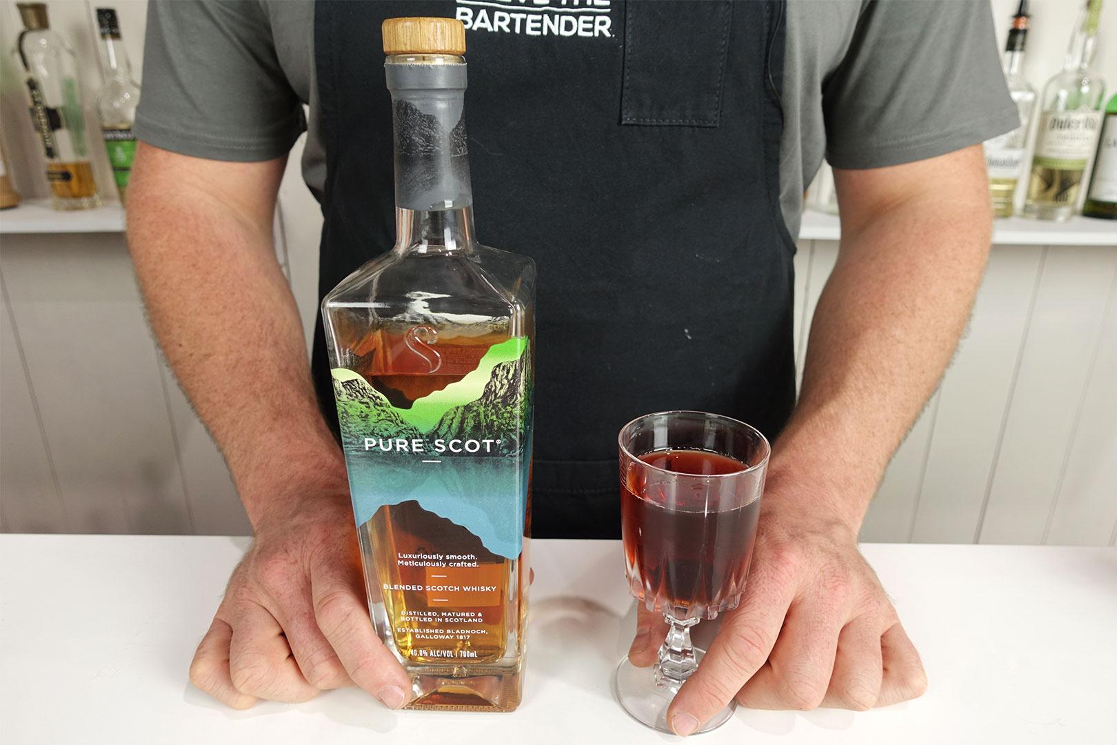 Rob Roy Cocktail Recipe