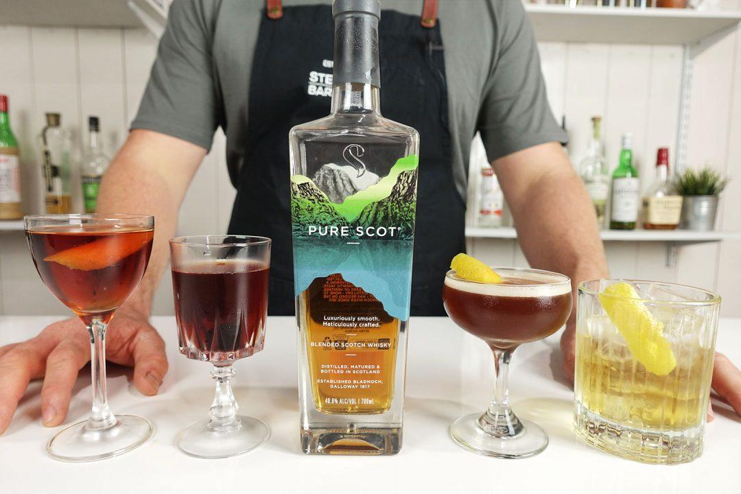 Scotch Whisky Cocktails