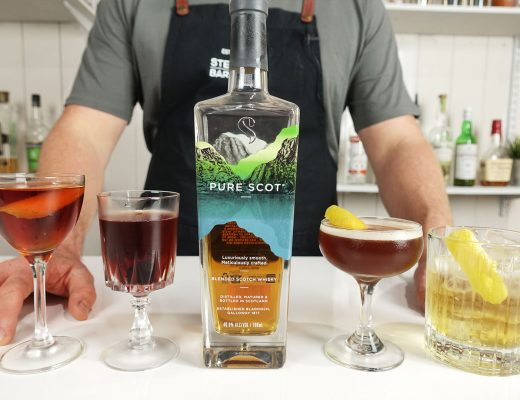 Scotch Whisky Cocktails
