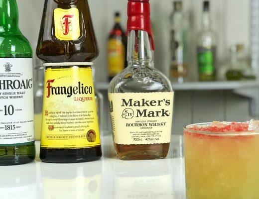 Smoky Hazelnut Cocktail