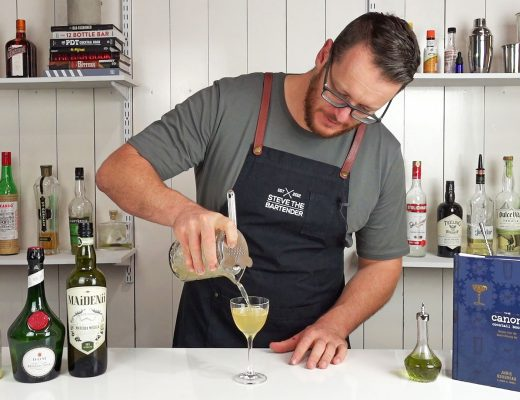 Vermouth Cocktail Recipe