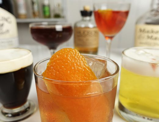 Whiskey Classic Cocktails