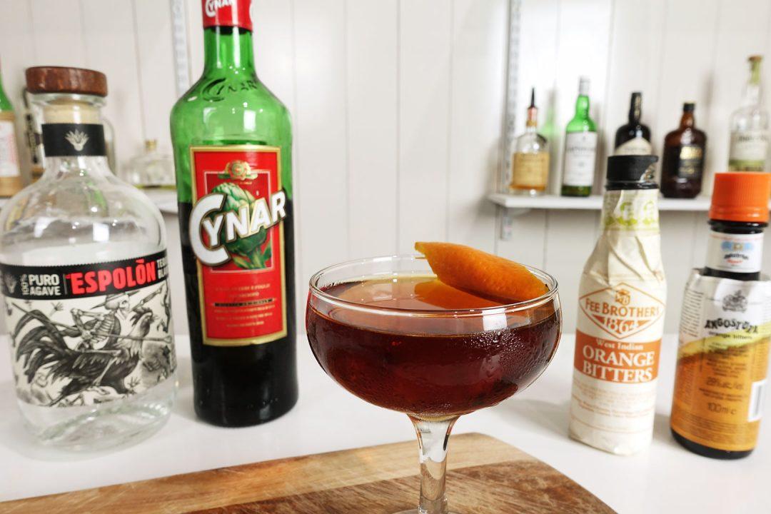 Latin Trifecta Cocktail