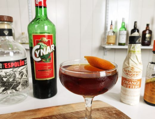 Latin Trifecta Cocktail