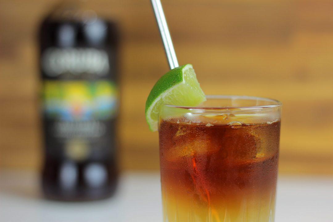 Dark Stormy Cocktail
