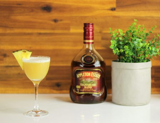 Downhill Racer Rum Recipe