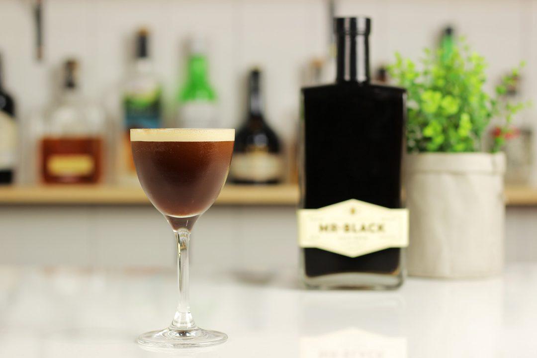 Mr Black Espresso Martini With Tequila
