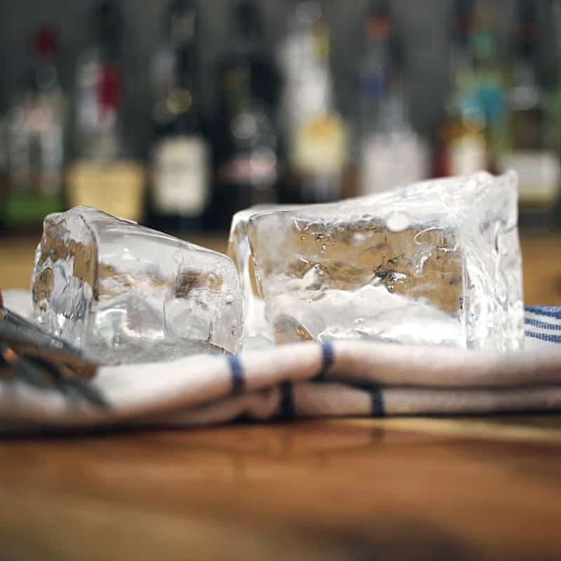 Make Clear Ice