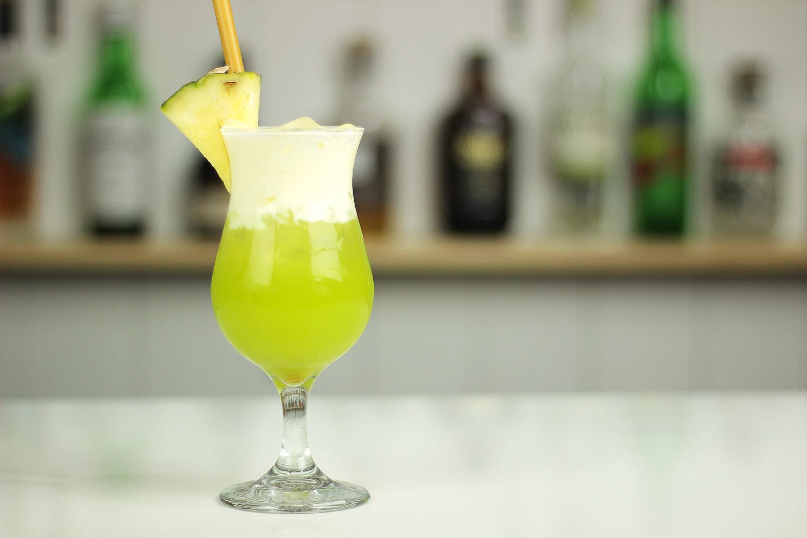 Midori Splice Cocktail
