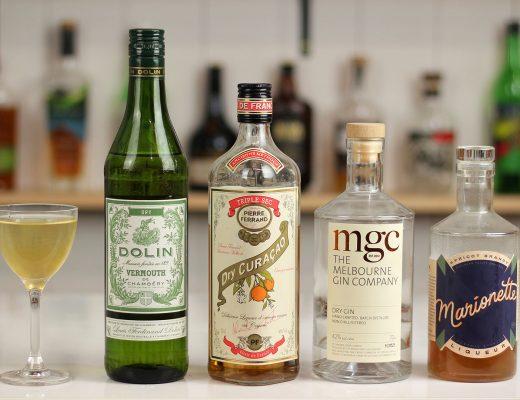 Claridge Cocktail Recipe
