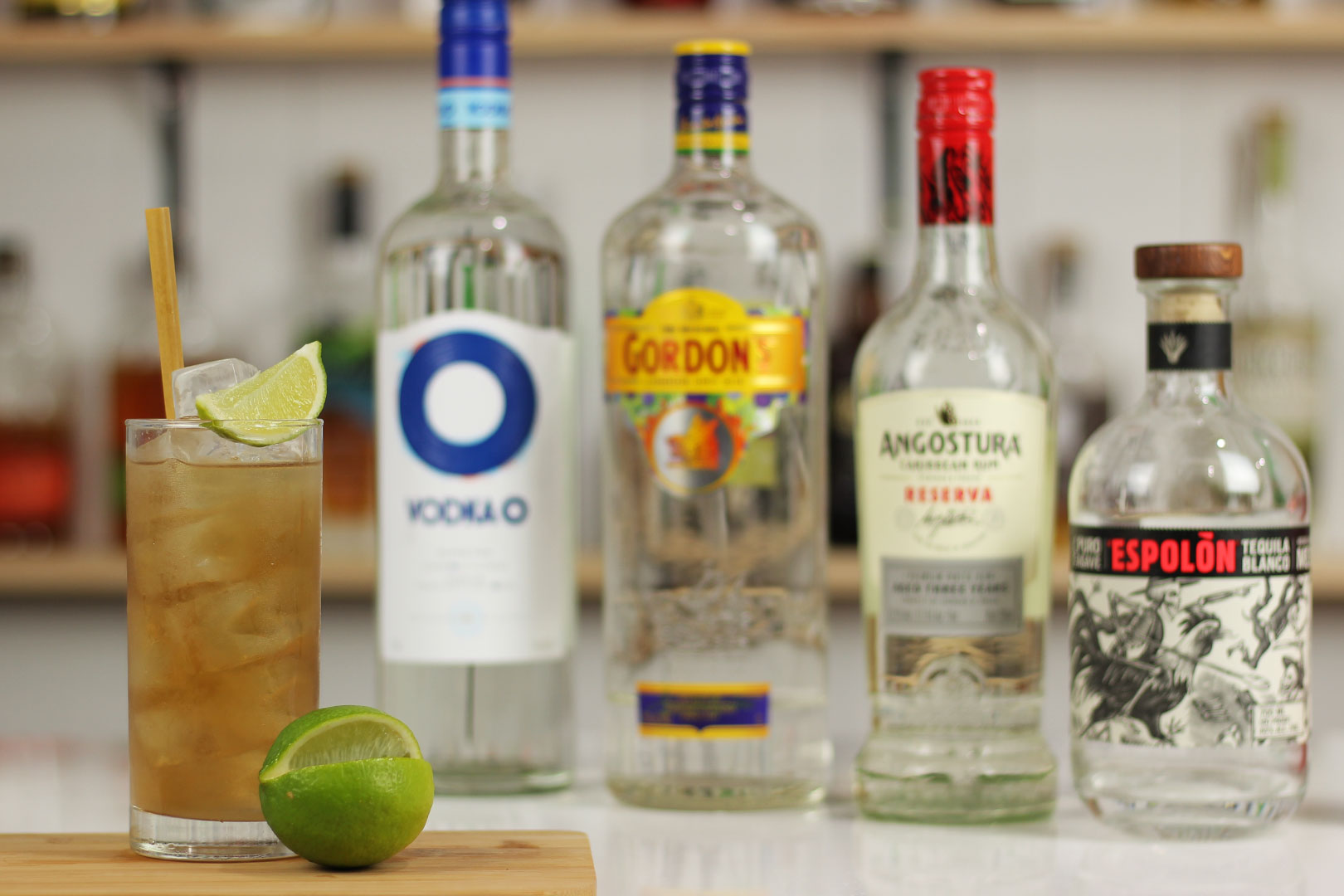 Long Island Iced Tea Cocktail Recipe Liit History