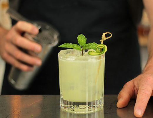 Eastside Cocktail Recipe
