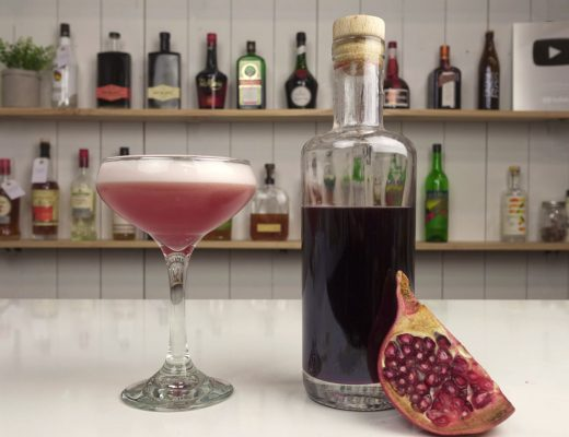 Pink Lady Cocktail Recipe