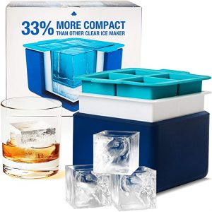Clear Ice Mould