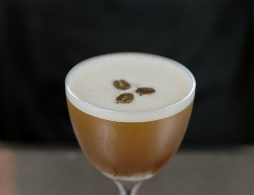 Cold Brew Martini