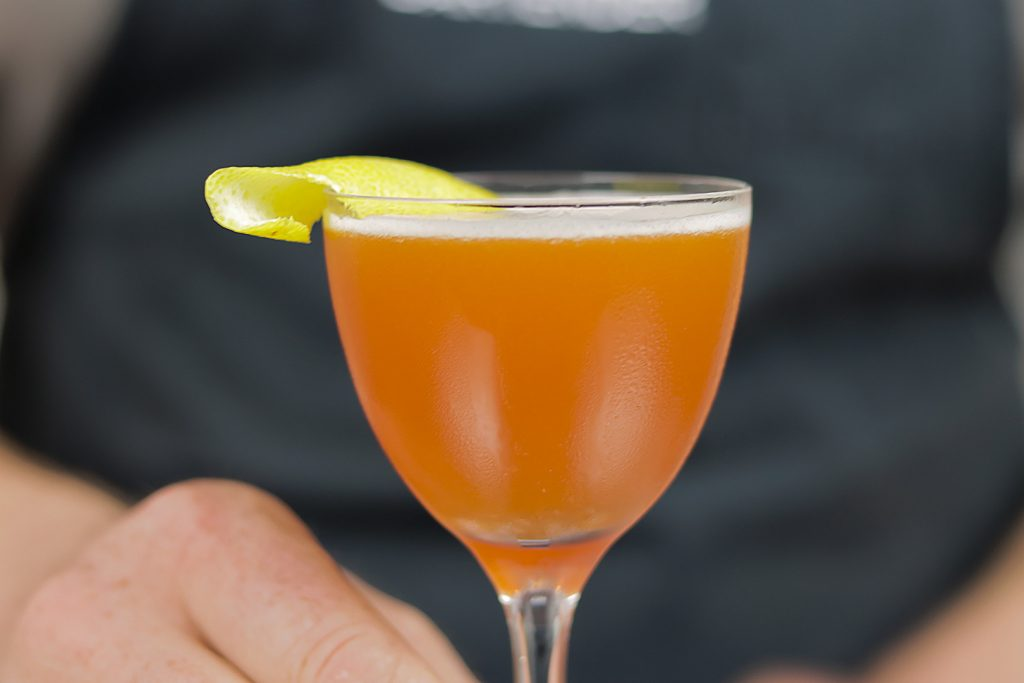 Lost Plane Cocktail