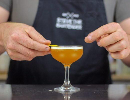 Outrigger Rum Sidecar