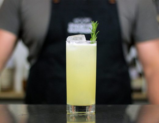 Vodka Rosemary Collins