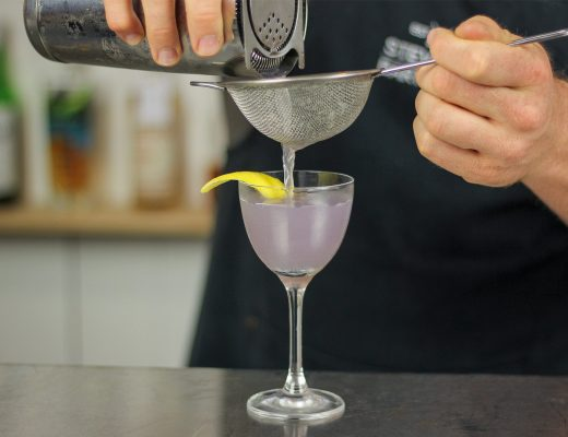 Water Lily Cocktail