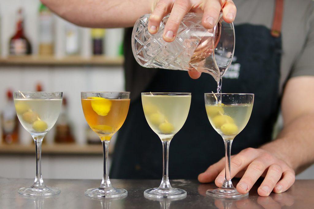 Fifty Fifty Martini Recipe