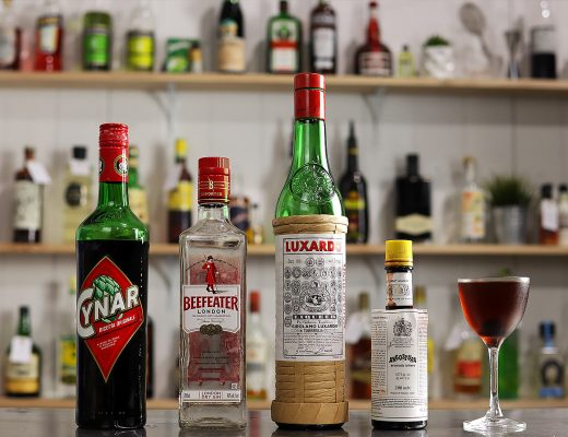 Cynar Martinez Recipe