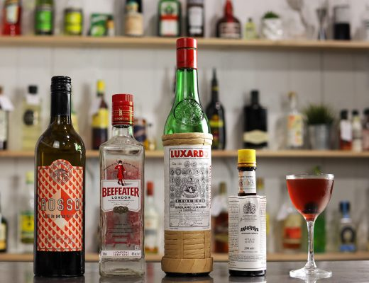 Martinez Cocktail Recipe