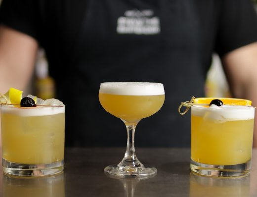 Best Whiskey Sour