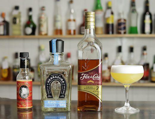 Conquistador Cocktail Recipe