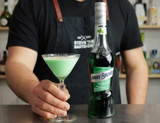 Grasshopper Cocktail Recipe