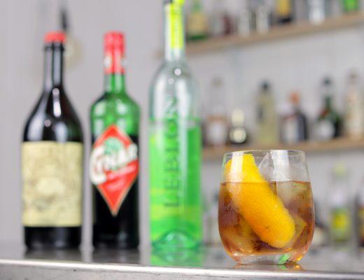 Rabo de Galo Cocktail