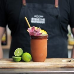 Cannonball Mezcal Cocktail
