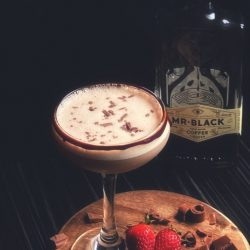 Surprised Bliss Cocktail
