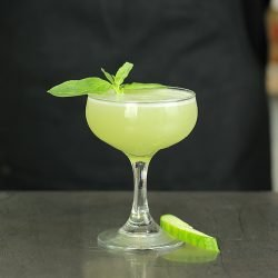 Cucumber Vodka Gimlet