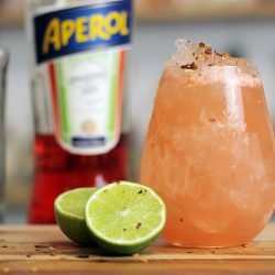 Tequila Aperol Cocktail