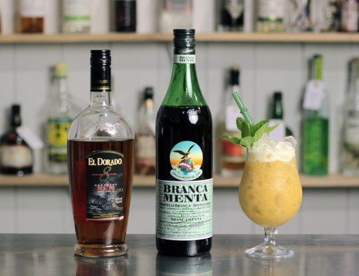 Brancolada Cocktail Recipe