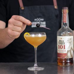 Man O War Cocktail