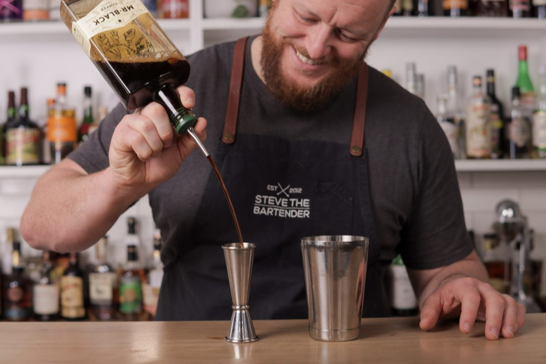 Coffee Cocktail Challenge